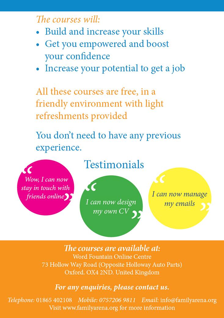Careers info